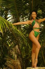 CANDICE SWANEPOEL for Topic of C Praiana & Bianca 2021