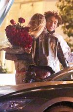 CARA DELEVINGNE and Jaden Smith Out Kissing on Valentine