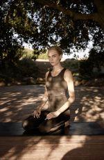 CARA DELEVINGNE for Puma x Cara Delevingne New Eco-conscious Yoga Collection 2021
