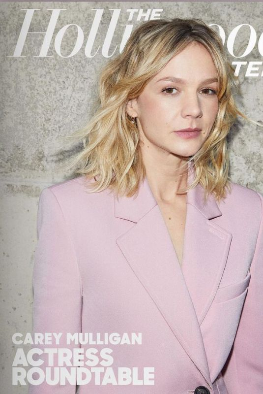 CAREY MULLIGAN in The Hollywood Reporter, March 2021