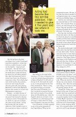 CATE BLANCHETT in Fairlady Magazine, March 2021