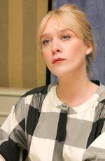 CHLOE SEVIGNY at Big Love Press Conference 06/06/2007