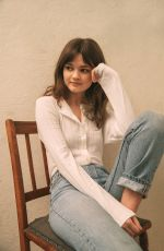 CIARA BRAVO for The Laterals, Spring 2021