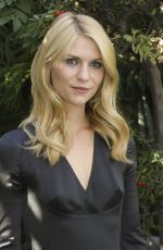 CLAIRE DANES at Me and Orson Welles Press Conference 11/17/2009