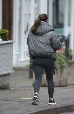 COLEEN ROONEY Out for Coffee in Alderley Edge 02/03/2021