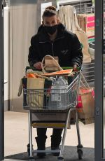 COLEEN ROONEY Out Shopping in Cheshire 02/10/2021