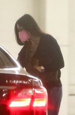 DEMI MOORE Out and About in Los Angeles 02/22/2021