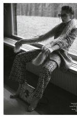 DEVA CASSEL in Elle Magazine, France February 2021
