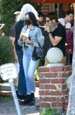 EIZA GONZALEZ Out for Lunch in Los Angeles 02/27/2021