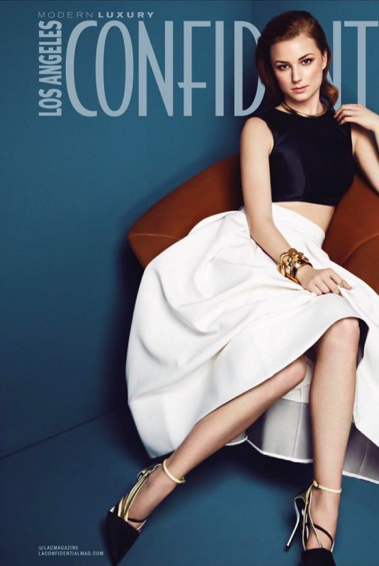 EMILY VANCAMP for Los Angeles Confidential Magazine, February 2021