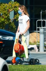 EMMA WATSON at LAX Airport in Los Angeles 02/06/2021