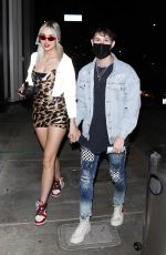 ERIKA S at Catch LA in West Hollywood 02/22/2021
