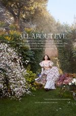 EVE HEWSON in Town & Country Magazine, UK March 2021