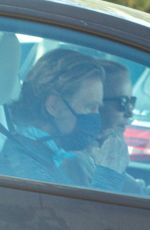 FELICITY HUFFMAN and William H. Macy Out in Hollywood 02/21/2021