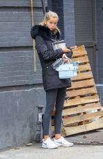 FRIDA AASEN Leaves Dogpound in New York 02/27/2021