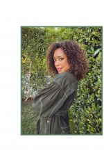 GINA TORRES for Rose & Ivy, February 2021