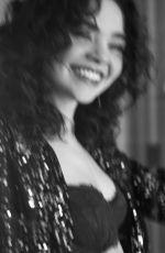 HANNAH ALLIGOOD at a Photoshoot, January 2021