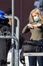 HEIDI MONTAG on the Set of The Hills: New Beginnings in Lake Tahoe 02/11/2021