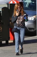 ISLA FISHER Out for Coffee in Sydney 02/26/2021