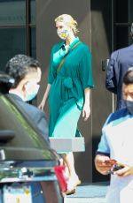 IVANKA TRUMP Out and About in Miami 02/09/2021
