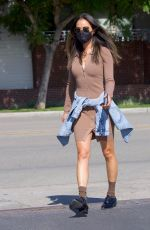 JAMIE CHUNG Out and About in Pasadena 02/02/2021
