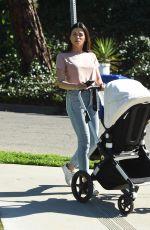 JENNA DEWAN Out and About in Los Angeles 02/27/2021