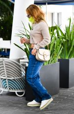 JENNIFER LOPEZ Out for Lunch in Miami 01/31/2021