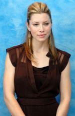JESSICA BIEL - Stealth Press Conference 07/23/2005