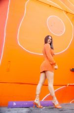 JOANNA JOJO LEVESQUE at a Photoshoot, February 2021