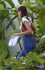 KAIA GERBER Out in Miami 02/21/2021