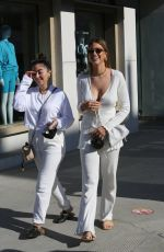 KARA DEL TORO Out Shopping in Beverly Hills 02/26/2021