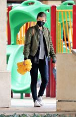KATE MARA Out and About in Los Feliz 02/01/2021
