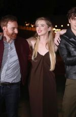 KATHRYN NEWTON at A Map of Tiny Perfect Things Premiere in Los Angeles 02/12/2021