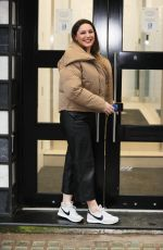 KELLY BROOK Out in London 02/22/2021