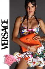 KENDALL JENNER for Versace Spring Summer 2021 Campaign