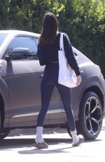 KENDALL JENNER Leaves Pilates Class in Los Angeles 02/27/2021