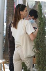KENDALL JENNER Out and About in Beverly Hills 02/25/2021