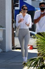 KENDALL JENNER Out in West Hollywood 02/19/2021