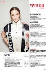 KRISTEN STEWART in Vanity Fair Magazine, France February 2021