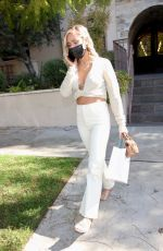 KRISTIN CAVALLARI Out and About in West Hollywood 02/07/2021
