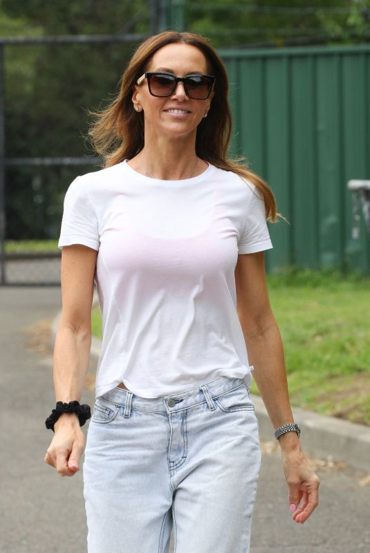 KYLY CLARKE Out and About in Sydney 02/06/2021