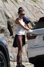 KYLY CLARKE Out and About in Sydney 02/09/2021