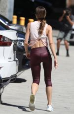 KYLY CLARKE Out and About in Sydney 02/22/2021