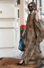 LADY GAGA Out and About in Rome 02/24/2021