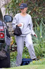 LARA BINGLE Out in Sydney 02/25/2021