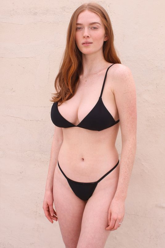 LARSEN THOMPSON - Next LA Polaroid Photoshoot, February 2021