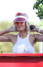 LAURA DUNDOVIC at Piper-Heidsieck Launches at The Greens for the Australian Open 2021 in Sydney 02/03/2021