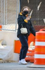 LILY-ROSE DEPP Out and About in New York 20/24/2021