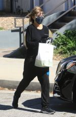 LISA RINN Out Shopping in Beverly Hills 02/21/2021