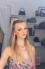 LOREN GRAY - Instagram Photos 02/17/2021